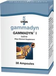 Gammadyn I - 30 unidoses By UNDA