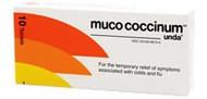 Muco Coccinum 200 - 10 Tabs By UNDA
