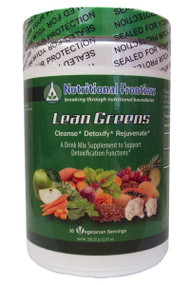Pro Lean Greens by Nutritional Frontiers 356.25 g (12.57 oz.)