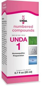 Unda #1 - 0.7 fl oz By UNDA