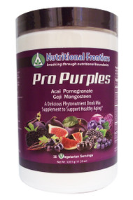 Pro Purples Powder by Nutritional Frontiers 328.5 g (11.59 oz.)