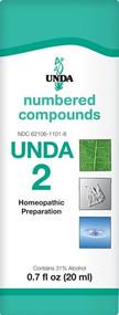Unda #2 - 0.7 fl oz By UNDA