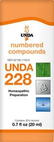 Unda #228 - 0.7 fl oz By UNDA