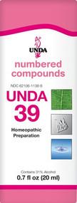 Unda #39 - 0.7 fl oz By UNDA