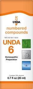 Unda #6 - 0.7 fl oz By UNDA
