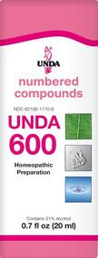 Unda #600 - 0.7 fl oz By UNDA