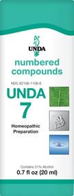 Unda #7 - 0.7 fl oz By UNDA