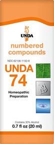 Unda #74 - 0.7 fl oz By UNDA