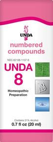 Unda #8 - 0.7 fl oz By UNDA