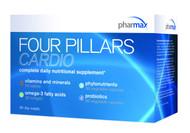 Four Pillars Cardio - 30 day pack By Pharmax