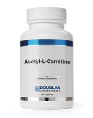 Acetyl-L-Carnitine by Douglas Laboratories 120 Capules