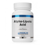 Alpha-Lipoic Acid by Douglas Laboratories 60 Tablets