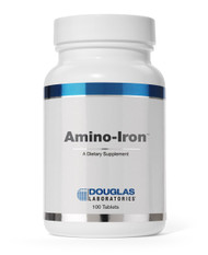 Amino-Iron™ by Douglas Laboratories 100 Tablets