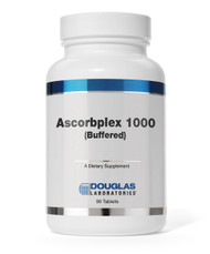 Ascorbplex® 1000 (Buffered) by Douglas Laboratories 180 Tablets
