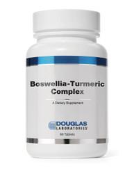 Boswellia-Turmeric Complex by Douglas Laboratories 60 Tablets