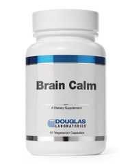 Brain CALM by Douglas Laboratories 60 VCaps