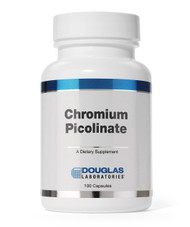 Chromium Picolinate by Douglas Laboratories 100 Capsules