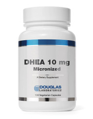 DHEA 10 mg Micronized by Douglas Laboratories 100 VCaps