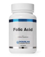 Folic Acid 400 mcg by Douglas Laboratories 90 tablets