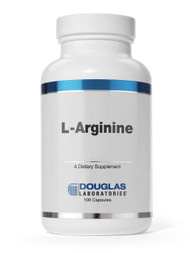 L-Arginine 700 mg by Douglas Laboratories 100 Capsules