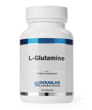 L-Glutamine by Douglas Laboratories 500 mg 60 Capsules