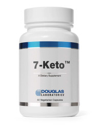 FUNCTIONS The 7-Keto™ metabolite of DHEA is a natural, non-steroidal molecule that is produced in the body from DHEA. This metabolite is chemically different from DHEA and cannot convert back into DHEA in the body. Studies indicate that 7-Keto may be useful in promoting weight loss without the use of stimulants while following an exercise program and healthful diet.†