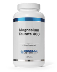 Magnesium Taurate 400 by Douglas Laboratories 120 Tablets