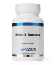 Male X BOOSTER by Douglas Laboratories 60 VCaps