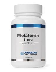 Melatonin 1mg by Douglas Laboratories 60 Tablets