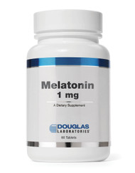 Melatonin 1mg by Douglas Laboratories 60 Tablets