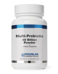 Multi-Probiotic® 40 Billion Powder by Douglas Laboratories 60 Grams