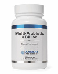 Multi-Probiotic® 4 Billion by Douglas Laboratories 100 Acid Resistant Capsules