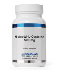 N-Acetyl-L-Cysteine 500 mg by Douglas Laboratories 90 VCaps