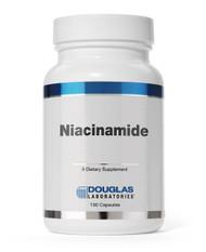 Niacinamide provides 500 mg of niacinamide per capsule.