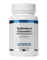 Optimized Curcumin With Neurophenol™ by Douglas Laboratories 60 VCaps