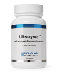 Ultrazyme™ (60 count) by Douglas Laboratories