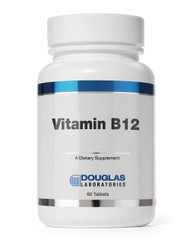 B-12 (Vitamin B-12) 500 mcg by Douglas Laboratories 100 Tablets