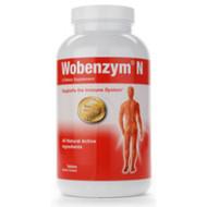 Wobenzym® N 400 Tablets by Mucos Pharma