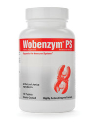 Wobenzym® PS 100 Tablets by Mucos Pharma