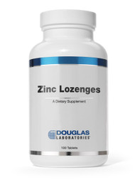 Zinc Lozenges by Douglas Laboratories
