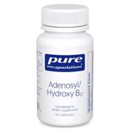 Adenosyl/Hydroxy B12 90's - by Pure Encapsulations