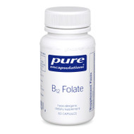 B12 Folate 60's - 60 capsules by Pure Encapsulations