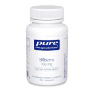 Bilberry 160 mg - 120 capsules by Pure Encapsulations