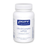 Ultra B-Complex w/PQQ - 60 capsules by Pure Encapsulations