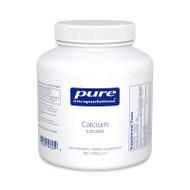 Calcium (citrate) 180's - 180 capsules by Pure Encapsulations