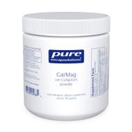Cal/Mag w/Cofactors (powder) - 315 grams by Pure Encapsulations