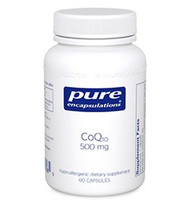 CoQ10 120 mg. 120's - 120 capsules by Pure Encapsulations