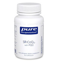 SR-CoQ10 with PQQ 60's - 60 capsules by Pure Encapsulations