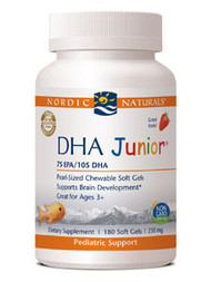 DHA Junior by Nordic Naturals 180 soft gels