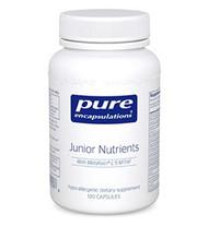 Junior Nutrients - 120 capsules by Pure Encapsulations